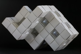 Business Card Cubes Modular | by smarcelab
