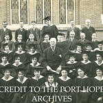 Port Hope United Church Choir, 1925