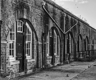 Fort Cumberland - Casemates | by Hexagoneye Photography