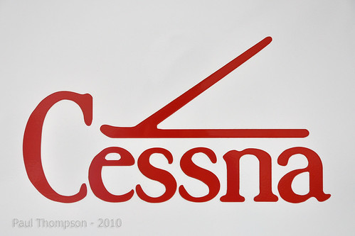 Cessna Logo | by Flying Photog