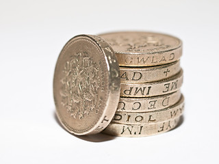 Pound Coins | by wwarby