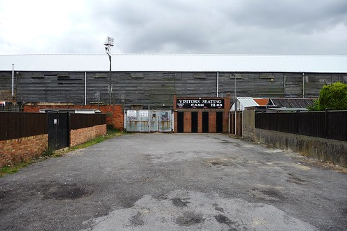 Blundell Park | by yellow book