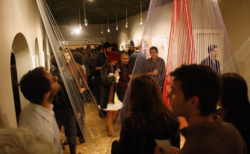 Some Math opening reception