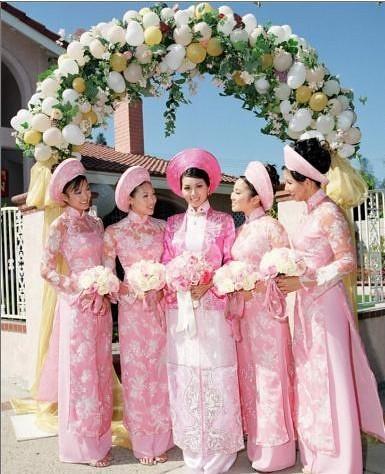 d21fd738d8b ... Vietnamese Wedding Dress