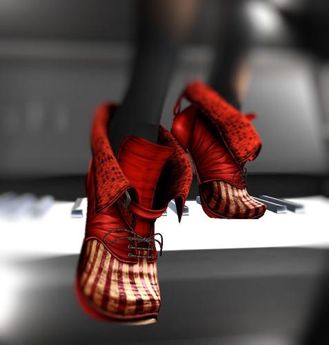 LeeZu dncorde Danse-Red