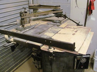 F  Wesel Radial Arm Router   Yee Haw   Flickr