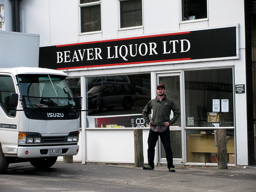 Beaver Liquor, Queenstown, New Zealand