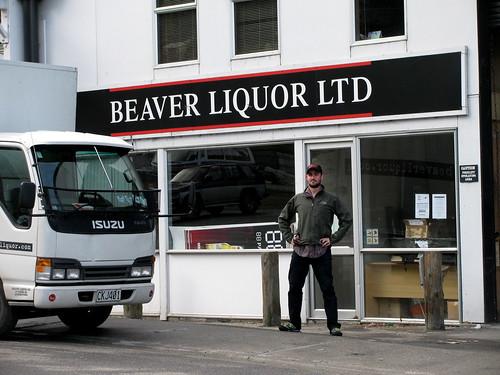 Beaver Liquor, Queenstown, New Zealand