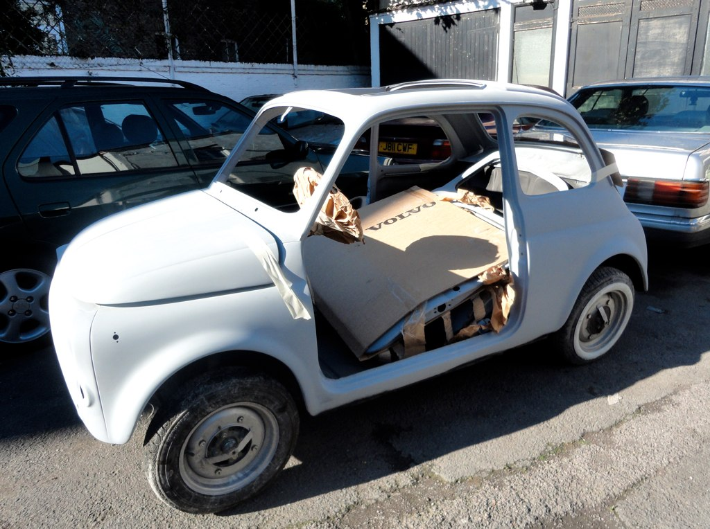 fiat 500 l model 1972 from ricambi fiat 500 spare parts. Black Bedroom Furniture Sets. Home Design Ideas