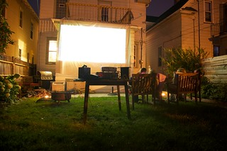 Backyard Movie Theatre | by plural