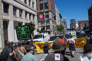 Make Big Oil Pay march to Chevron, EPA & BP 303