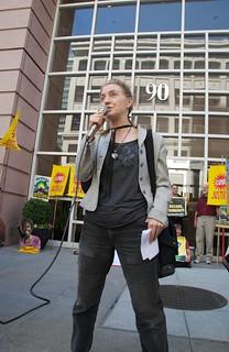 Make Big Oil Pay march to Chevron, EPA & BP 419