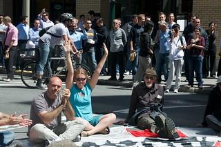 Make Big Oil Pay march to Chevron, EPA & BP 459