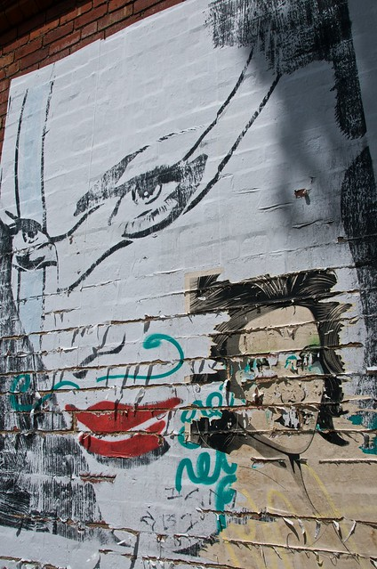 Street Art, Gore Street, Collingwood nº  2