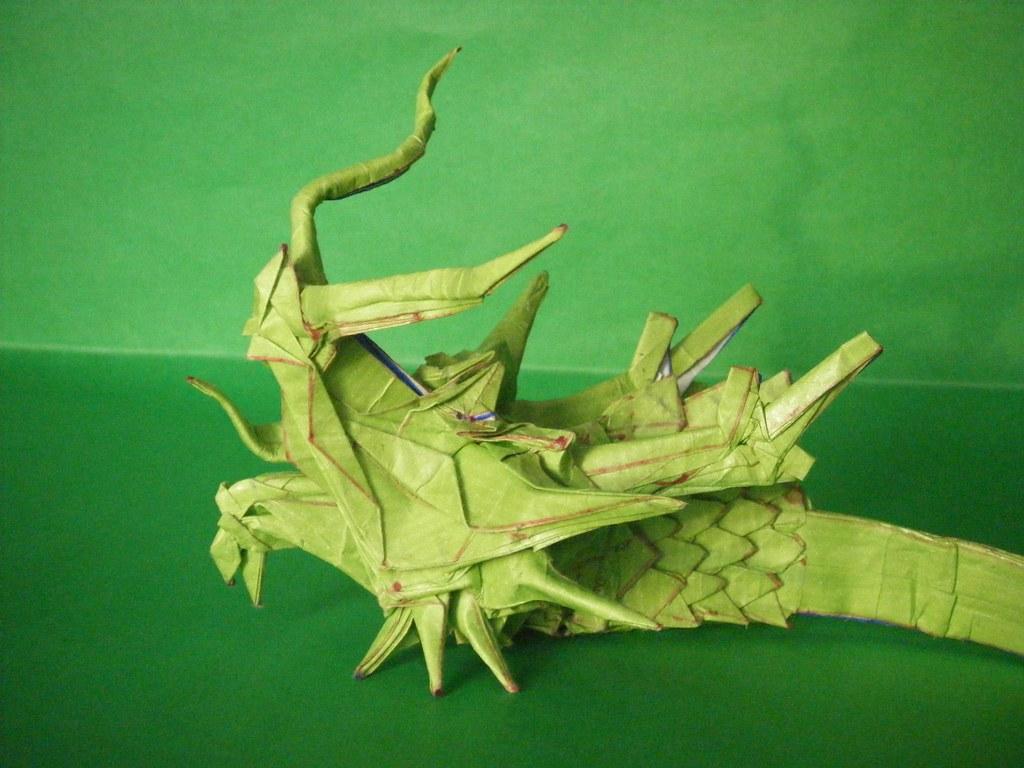 Satoshi Kamiya Ryujin 3 5 Head 70cm Craft Folded From Cp