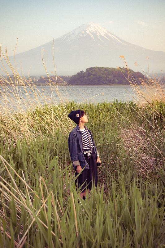 富士山|河口湖 Fujisan
