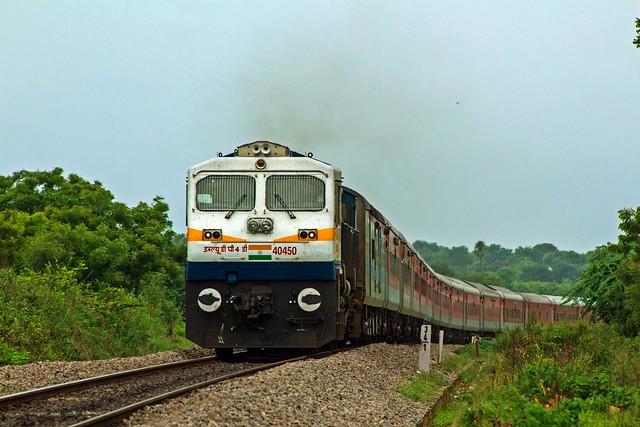 SBC - NZM Rajdhani Exp.