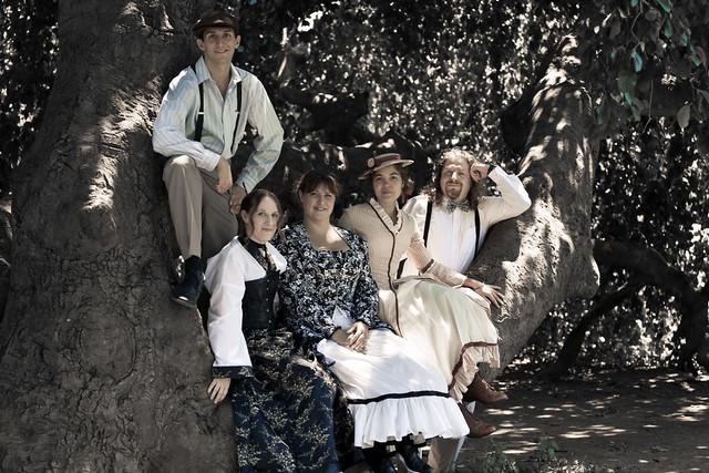 Victorian Picnic - Albany, NY - 10, Jun - 06
