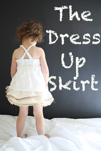 The Dress Up Skirt Tutorial | by ohsohappytogether