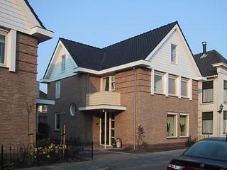 21150 Bodegraven woningbouw ext 04 (Kerkstraat) 1999