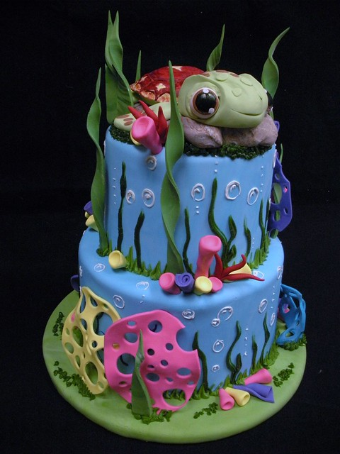 Squirt Cake
