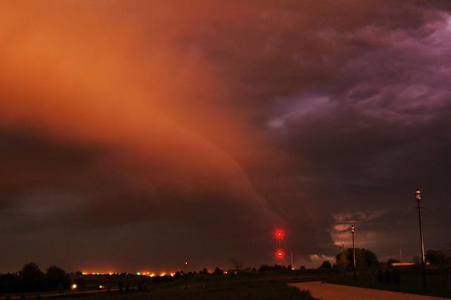 071710 -  Excellent Late Night Hp Nebraska Supercell!!!