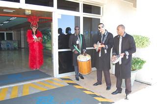 Welcoming Samba   by kawanet