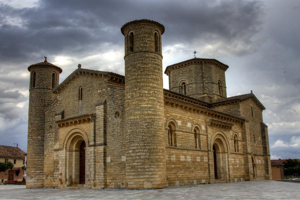 Iglesia de San Martín de Tours (Frómista) | Recuerda...puede… | Flickr