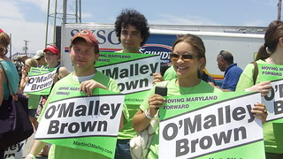 Supporters | by Governor Martin O'Malley