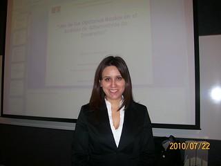 Melissa Casanova Burgos | by Departamento de Industrias