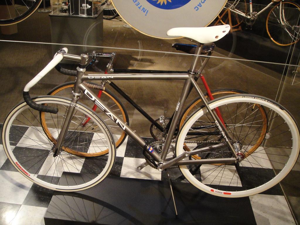 Dean titanium track bike | Titanium! Made in Boulder, Colora