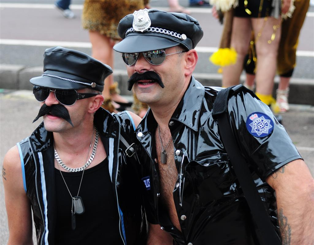 We Went To A Convention For Gay Police Officers In Berlin