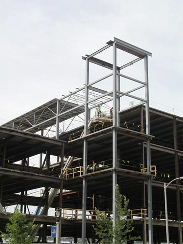 Structural Steel Commons Detailing