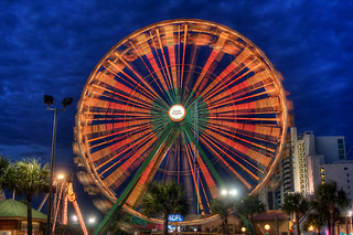 The Wheel   by Mike Foote