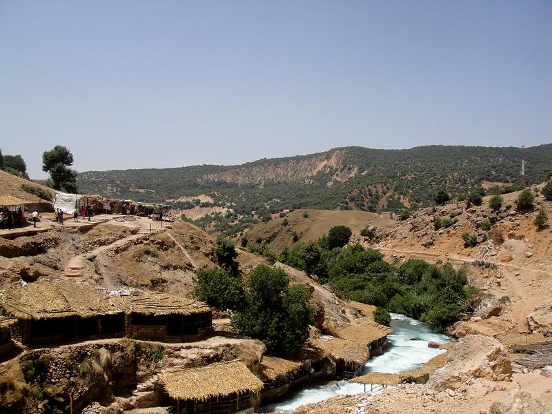 Oem Rabih in Morocco