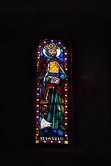 Szent László ablak