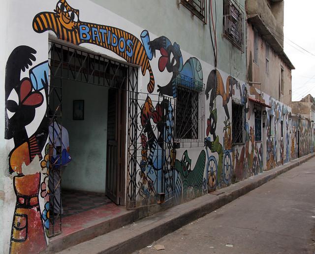Serie Case Cuba - Camaguey Murales