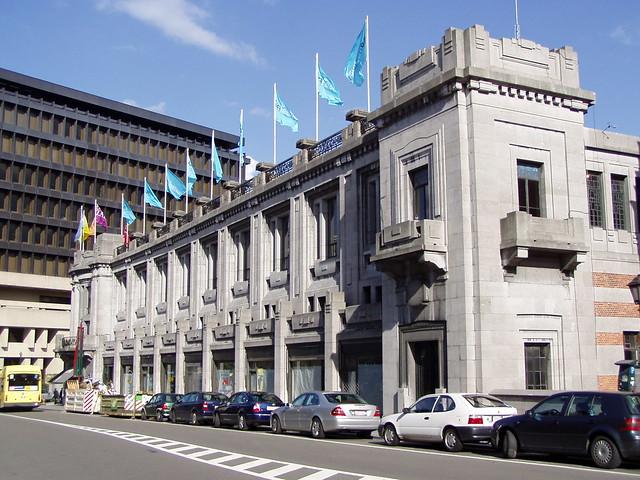 Palais des Beaux Arts, Bruxelles