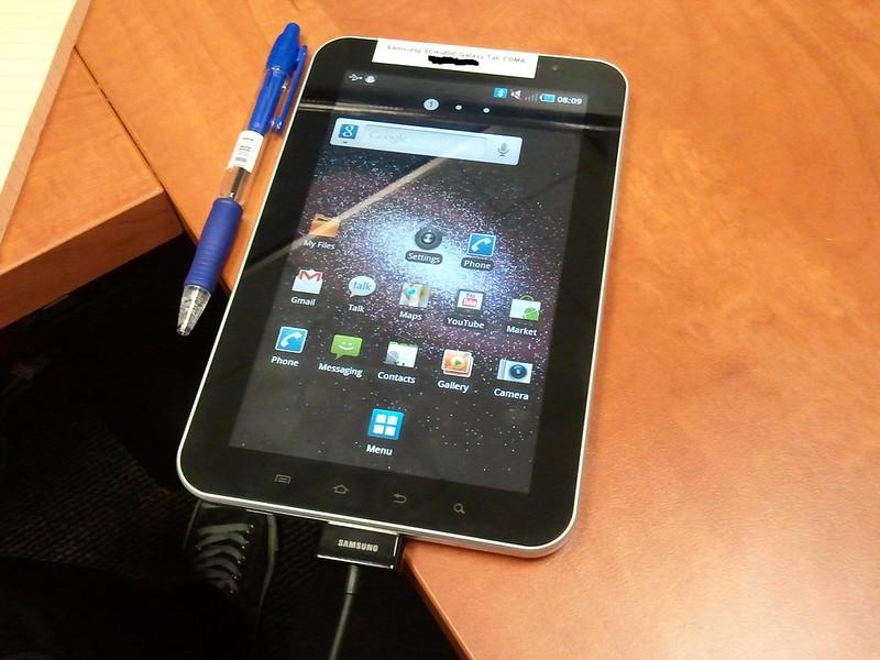 Accessoires Galaxy Tab
