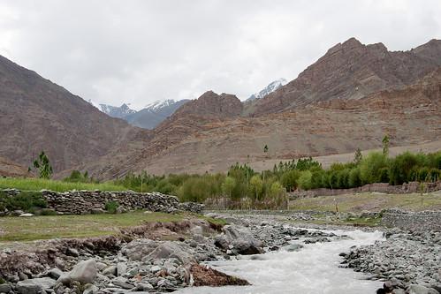 india mountain ladakh stokkangri