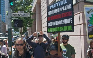 Make Big Oil Pay march to Chevron, EPA & BP 529