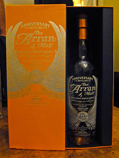 Arran 15th Anniversary | by Billy's Booze Blog