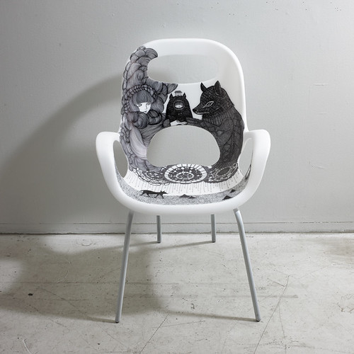 Umbra Oh Chair | by Ani Castillo