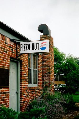 First Pizza Hut