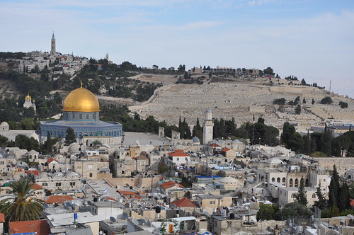 jerusalem cityscape   by jasonwain