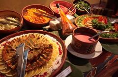 Best Andean Buffet