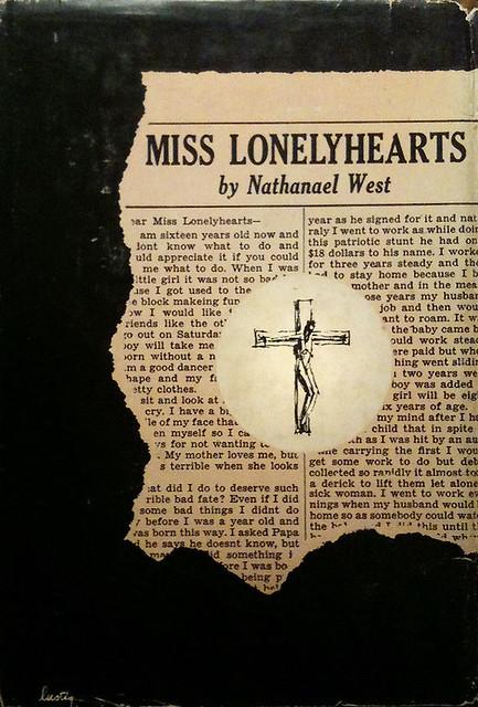 Miss Lonelyhearts (Lustig jacket)