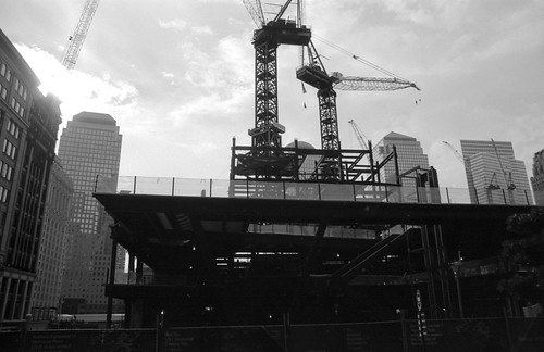 World Trade Center Construction | by Jason Arends