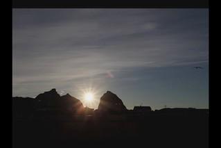Solnedgang Træna