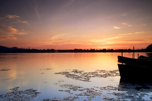 china summer nature water sunshine sunrise canon mac aperture westlake hangzhou 中国 夏 西湖 杭州 xihu 2010 zhejiang 夏天 日出 浙江 夏日 清晨 茅家埠 西子湖 5dmarkii gettyimageschinaq1